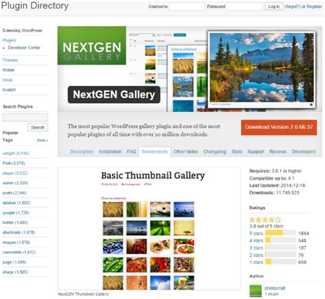 wordpress themes nextgen gallery how to build a restaurant website with wordpress elegant