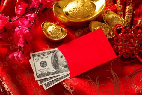 new year money gift tradition