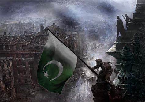 Wallpaper For Walls In Peshawar | flag of pakistan graphic wallpapers travel tourism
