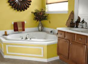 superior red teal yellow living room #8: Glidden_CIL_yellow_bathroom_butteredsweetcorn.jpg