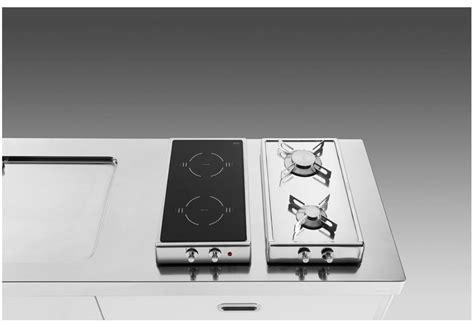 piani cottura in acciaio inox piano cottura a gas a induzione da appoggio in acciaio