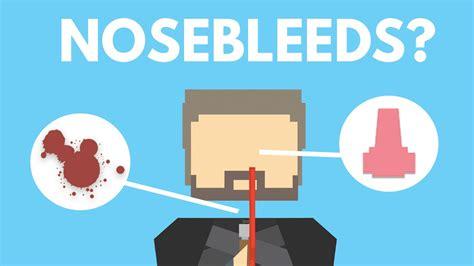 porque sale sangre por la nariz 191 por qu 233 nos sale sangre de la nariz
