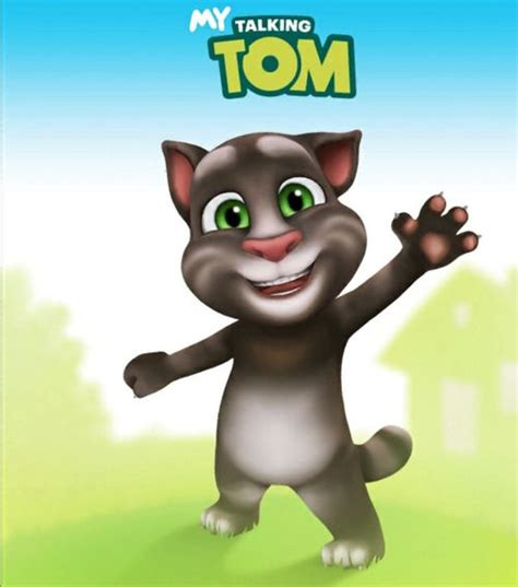 my talking tom my talking tom wiki wikia