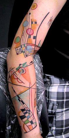 kandinsky tattoo ideas on compass kandinsky and