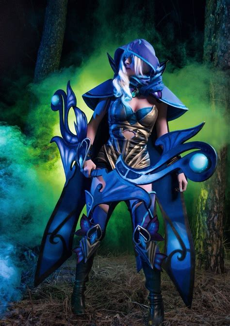 dota 2 cosplay wallpaper dota 2 drow ranger cosplay way ahead of you by amio mio