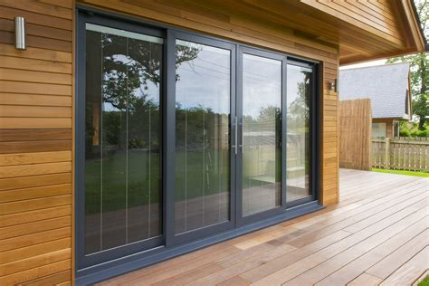 Aluminum Patio Door Aluminium Sliding Patio Doors Turkington Windows Conservatories