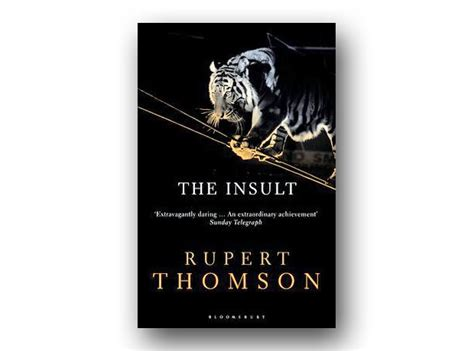 the insult the insult rupert thomson 1996 bowie book club david bowie s top 100 books radio x