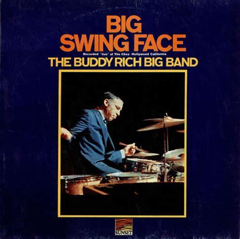 buddy rich big swing face buddy rich big swing face uk vinyl lp album lp record