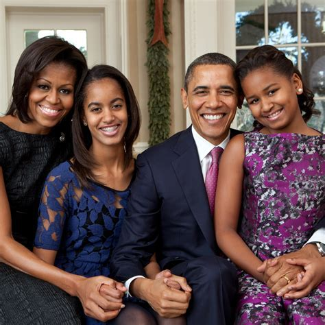 Barack Obama Talks About Daughters on The View   POPSUGAR TV