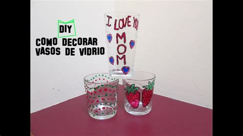 como decorar unos vasos de vidrio decoracion cumplea os hogar pinterest ideas para decorar