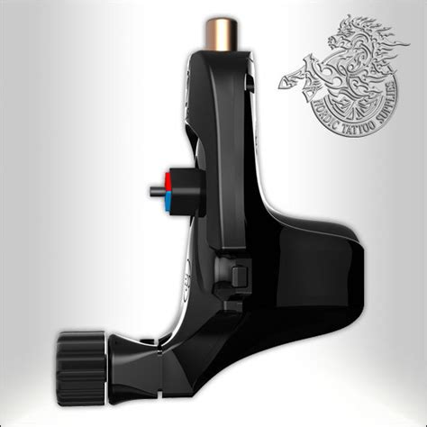 ego tattoo machine bez ego v2 rotary machine black nordic