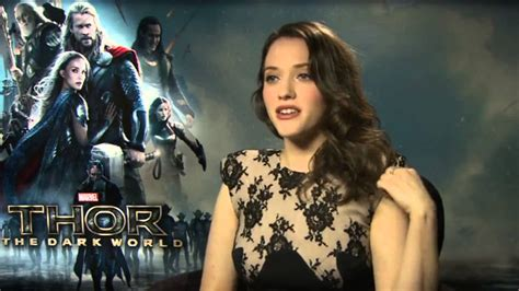 thor movie kat dennings kat dennings interview quot thor 2 the dark world quot youtube