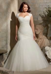 Best wedding dress for plus size bride 2016