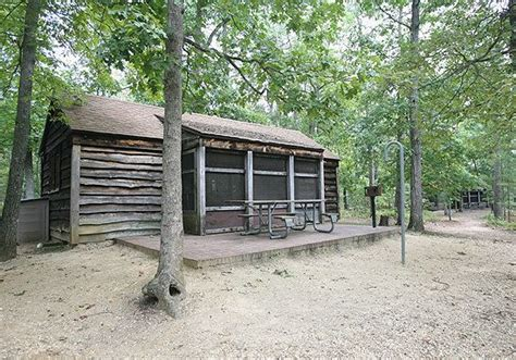 Parvin State Park Cabin Rentals by Parvin State Park Appreciation Committee Needs Volunteers