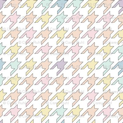 houndstooth pattern png tiny pastel houndstooth fabric empireruhl spoonflower
