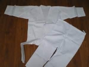 Baju Karate Kata Tokaido Dogi Jujitsu Dogi Karate Jual Baju Karate Baju