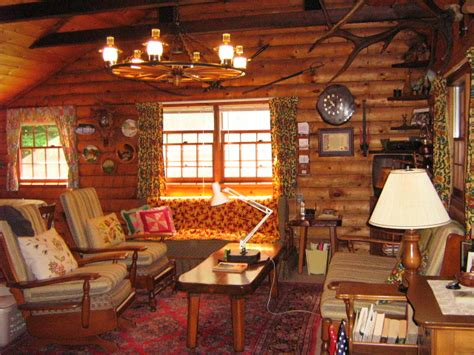 schroon lake rights log cabin for sale