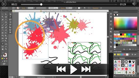 adobe illustrator cs6 offline illustrator cs6 104 symbols and patterns create a