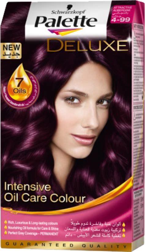 palette schwarzkopf hair colourants dyes schwarzkopf palette delux hair