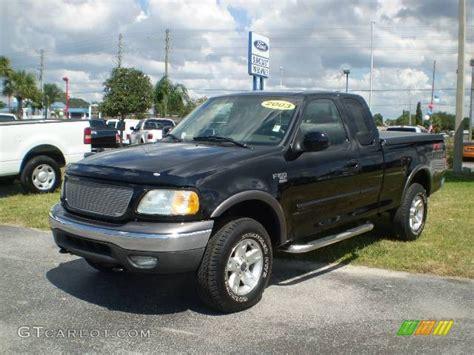 ford f150 4x4 2003 2003 black ford f150 fx4 supercab 4x4 392663 gtcarlot