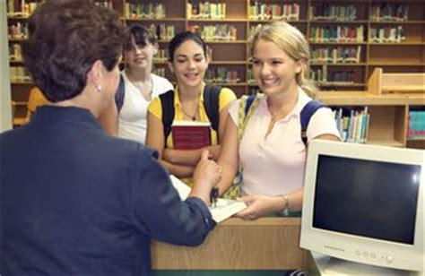 Circulation Desk Duties by Tasks Of A Circulation Desk Library Worker Chron