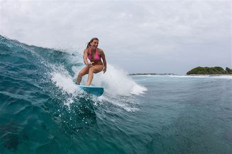 Surfing In by Home Odisons Holidays Maldives