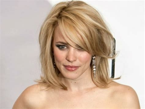 fine thin hairstyles for women layered and with round face 21 fabulous medium length bob hairstyles