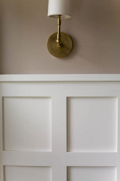 Wainscoting Pre Made Panels by Coastal Home Seaside Home Recessed Wall Panels With