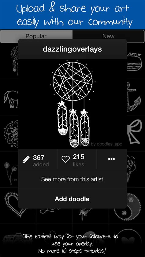doodle edit app doodles photo editor for beautiful diy overlay crop