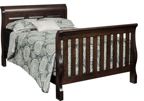 sleigh bed crib traditional sleigh crib ohio hardwood furniture