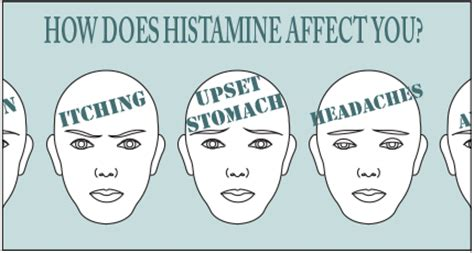 Detox Symtoms Or Histamine Response by The Many Faces Of Histamine Intolerance 171 Healthy Pixels