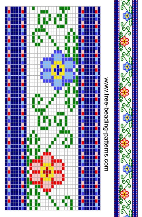 how to make bead loom patterns 19 best belt ideas images on beading patterns
