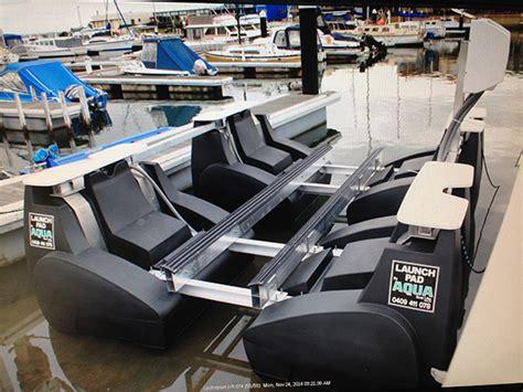 boat lift bunk covers ultra high plastic boat lift skids bunks slides
