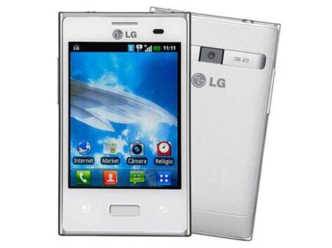 Lg Optimus L3 E400 Nos smartphones android ponto frio pre 231 os