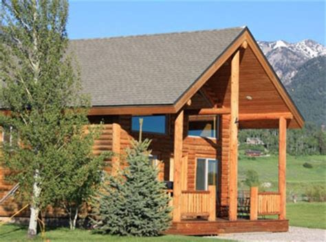 Lodging In Wyoming Cabin by Rockin M Ranch Lodging Cabin Rentals Jackson Wy Home
