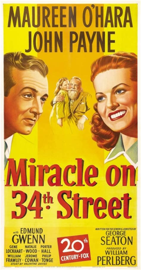 A Miracle On 34th 1947 Miracle On 34th Kalamazoo Alamo Drafthouse Cinema