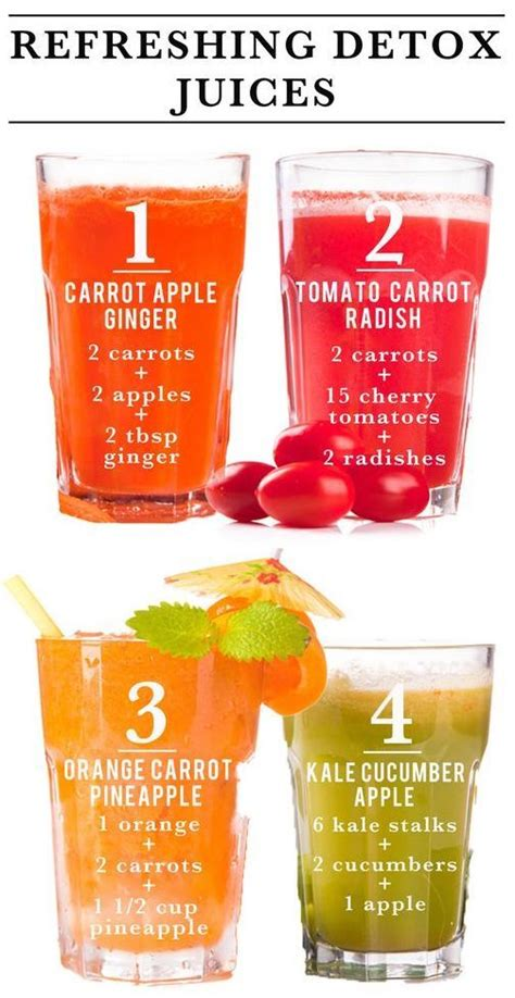 Juice Detox Aus by Best 25 Detox Juices Ideas On Juice