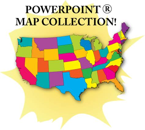 editable us map united states map professional presentation solutions
