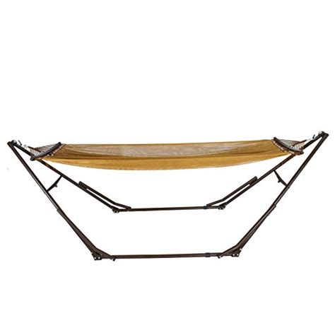 3 in 1 heavy duty foldable hammock with stand swing chair