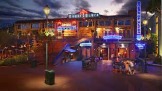 house of blues at disneyland closing date announced the