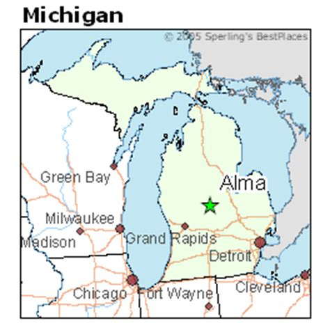 houses for sale in alma mi best places to live in alma michigan