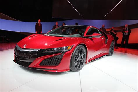 2016 acura nsx picture 610735 car review top speed