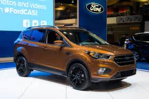 Ford Sport 2017 Ford Escape Adds New Sport Appearance Package