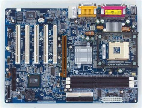 8s648 Rzc Giga Byte Gigabyte Motherboard Mainboard Drivers