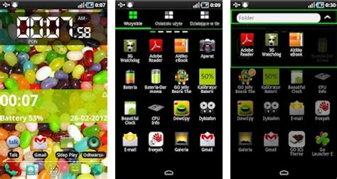 themes for android jelly bean 4 1 jelly bean 4 1 android theme