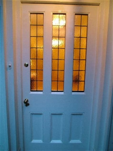 Pitch Pine Interior Doors Stained Glass Doors Victorian Edwardian Glazed Front