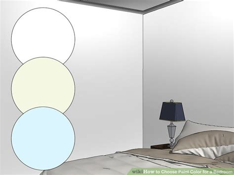 how to choose a paint color how to choose paint color for a bedroom 15 steps with