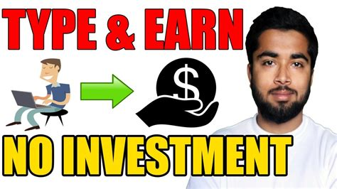 Make Money Online By Typing - how to earn money online by typing in india hindi howsto co