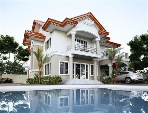 Find In The Philippines 2 Story House Photos In The Philippines Bahay Ofw