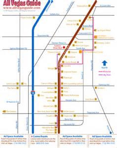 Las Vegas Blvd Map by Las Vegas Map Pdf Related Keywords Amp Suggestions Las